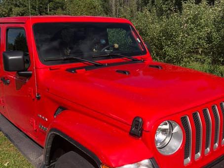 2018 Jeep Wrangler JL Sahara