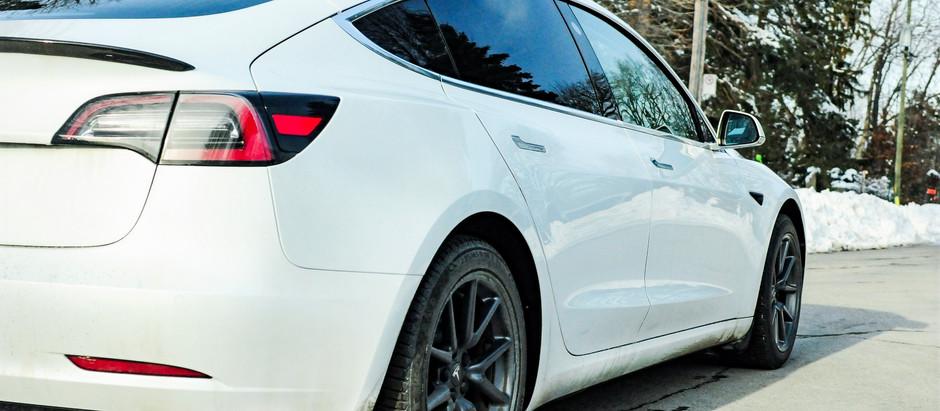 Tesla Model 3: Le futur selon Tesla