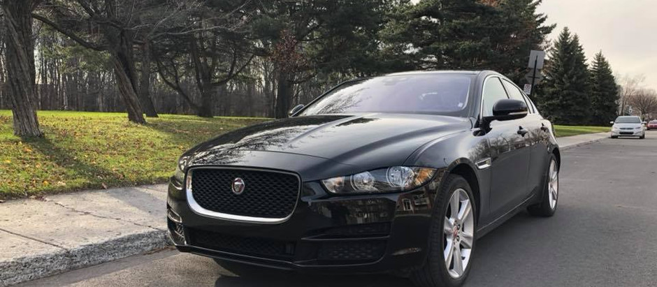2018 Jaguar XE 2.5t AWD Prestige