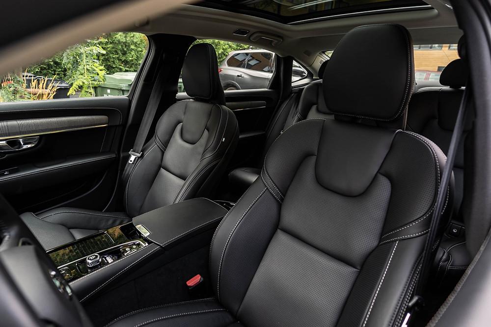 Volvo S90 Recharge interior