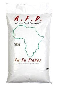 FARI0111 AFP FUFU POTATO FLAKES 5KG