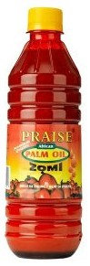 HUIL0065 PRAISE ZOMI PALM OIL 500ML