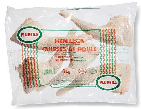 POUL0006 PLUVERA CUISSE DE POULE 1KG