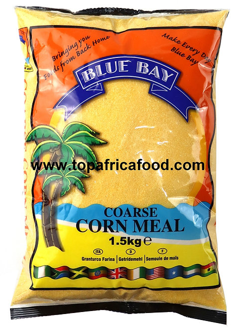 FARI0295 BLUE BAY CORNMEAL COARSE 8X1.5KG