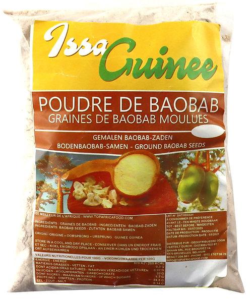LEFR0215 ISSA GUINEE GRAINES DE BAOBAB POUDRE 200G