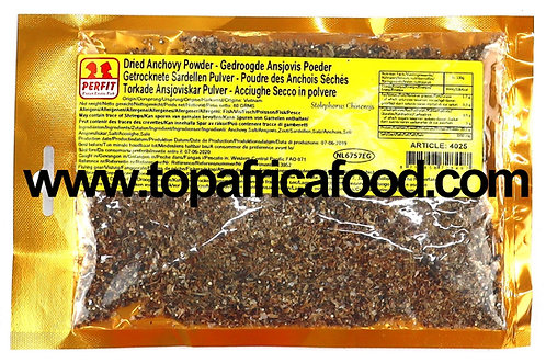 POIS0475 PERFIT POUDRE D'ANCHOIS - DRIED ANCHOVY POWDER 80G