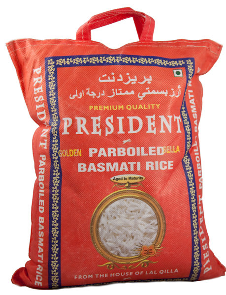 RICE0001-0002-0004 RIZ LONG PRESIDENT 5KG 10KG 20KG