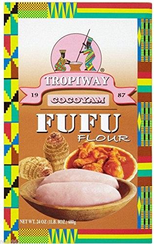 TROPIWAY FUFU COCOYAM - FARINE DE TARO