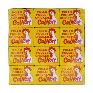 BOUI0072 CALNORT BOUILLON BOEUF CUBES 36X10G