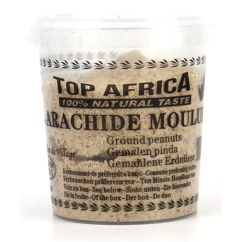 FARI0185 TOP AFRICA ARACHIDE MOULUE 400G