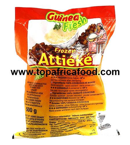 FARI0139 GUINEA FRESH ATTIEKE CONGELE 500G