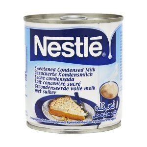 LAIT0054 NESTLE LAIT CONCENTRE SUCRE EVAPORATED MILK 397G