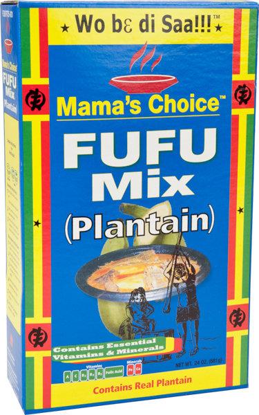 FARI0153 MAMA'S CHOICE FUFU PLANTAIN