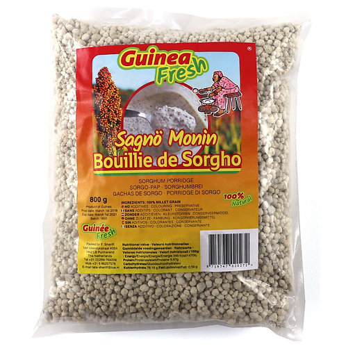 FARI0261 GUINEA FRESH BOUILLIE DE SORGHO 800G
