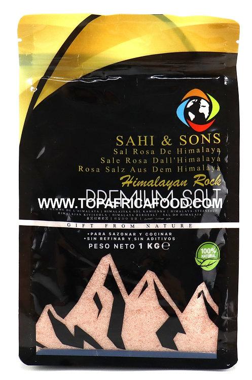 EPIC0120 SAHI & SONS SEL ROSE NATUREL DE L'HIMALAYA 1KG