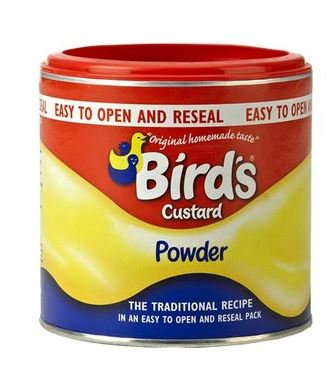 LAIT0056 BIRDS CUSTARD ENGLISH LABEL 12X300G