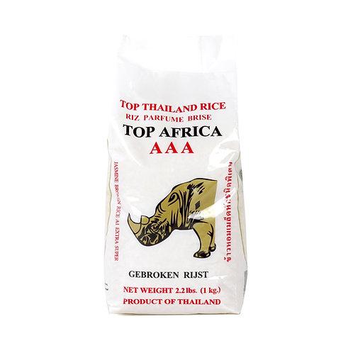 RICE0009 TOP AFRICA RIZ BRISE 1KG