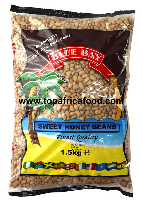 HARI0048 BLUE BAY NIGERIAN HONEY BEAN 8X1,5KG