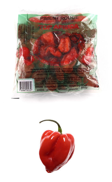 LECG0110 TOP AFRICA PILI PILI PIMENT ROUGE 500G