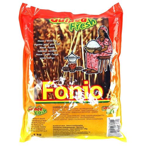 FARI0215 GUINEA FRESH FONIO 1KG