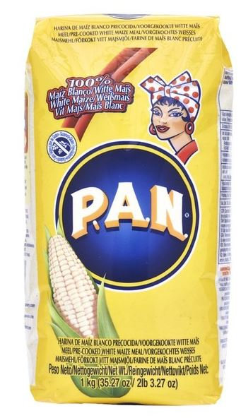 FARI0103 PAN WHITE MAIS 1KG