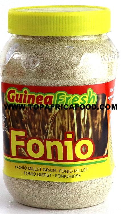 FARI0299 GUINEA FRESH FONIO 850G