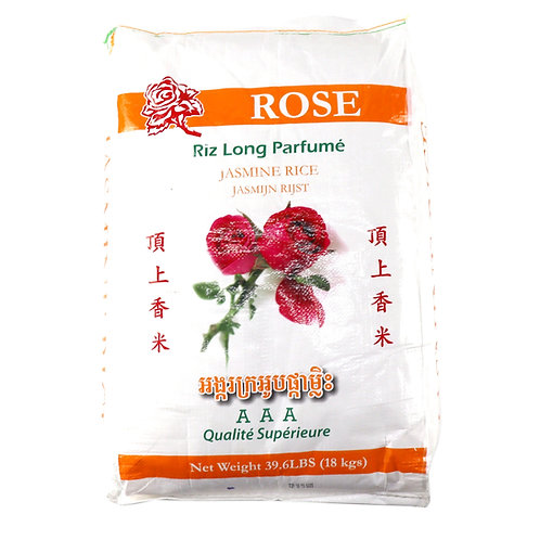 RICE0028 ROSE RIZ LONG PARFUME 18KG