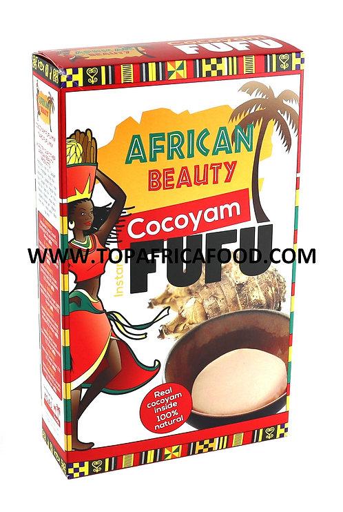 FARI0331 AFRICAN BEAUTY COCOYAM FUFU 681G