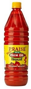 HUIL0064 PRAISE REG PALM OIL 1L