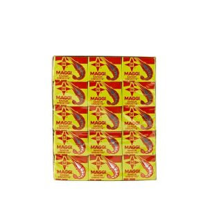 BOUI0016 MAGGI BOUILLON CREVETTES SHRIMP CUBES 60X10G