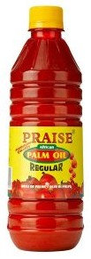HUIL0063 PRAISE REG PALM OIL 500ML