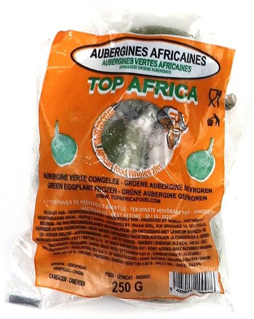 LEFR0182 TOP AFRICA AUBERGINES VERTES AFRICAINES 250