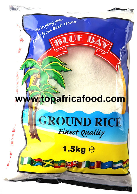 FARI0296 BLUE BAY GROUND RICE 8X1.5KG