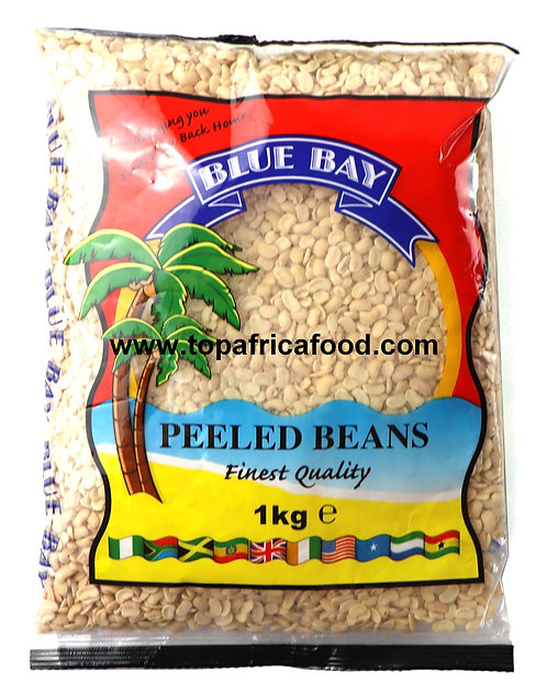 HARI0082 BLUE BAY PEELED BEANS 10X1KG