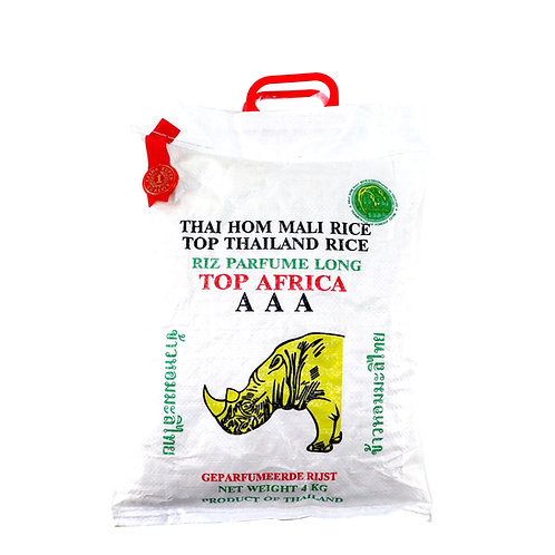 RICE0033 TOP AFRICA RIZ LONG 4KG