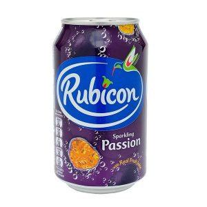 BOIS0079 RUBICON JUS DE FRUITS DE LA PASSION 330ML