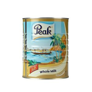 LAIT0017 PEAK POUDRE DE LAIT WHOLE MILK (FR LABEL) 900G