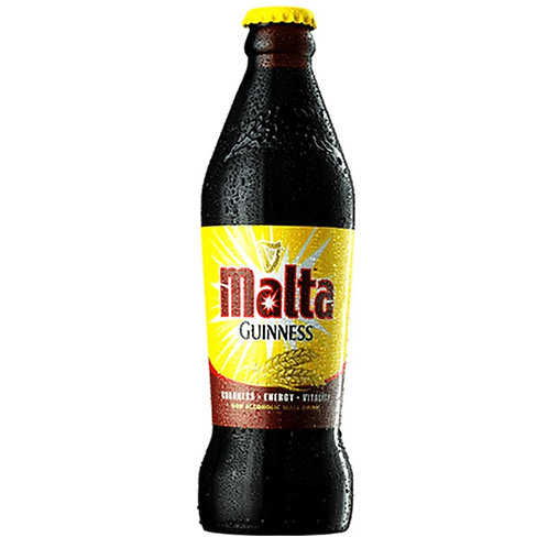 BOIS0049 MALTA GUINESS BIERE SANS ALCOOL 330ML