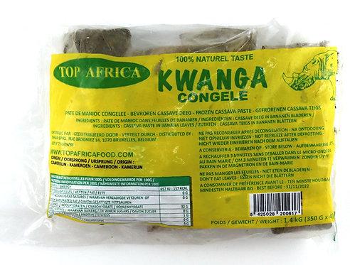 LECG0151 TOP AFRICA KWANGA CHIKWANGE CONGELE 350GX4