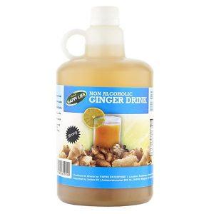 BOIS0066 HAPPI LIFE GINGER DRINK 1L