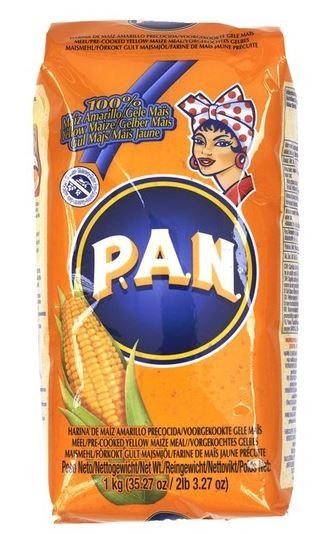 FARI0220 PAN YELLOW MAIS 1KG