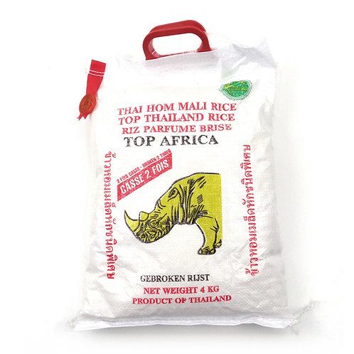 RICE0039 TOP AFRICA RIZ BRISE 4KG