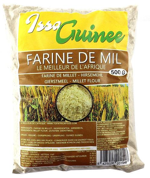 FARI0334 ISSA GUINEE FARINE DE MIL 500G