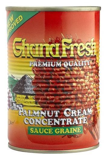 EPIC0027 GHANAFRESH PALMNUT CREAM 400G