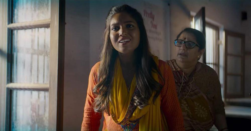 Bhumi Pednekar starring as fair color girl