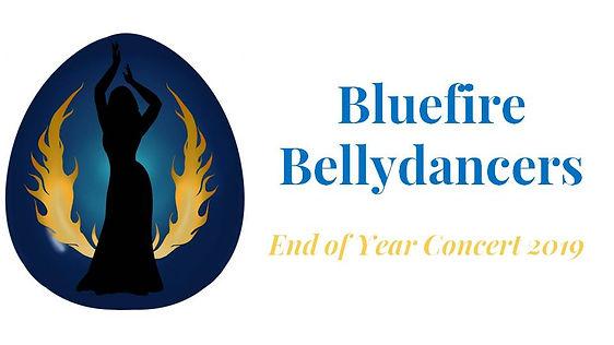 Bluefire Bellydancer End of Year Concert
