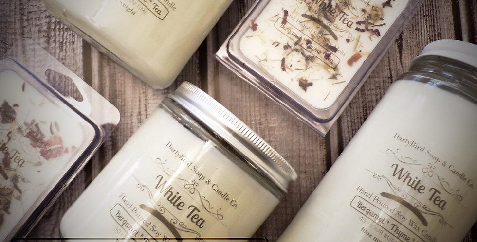 White Tea 10oz Candle