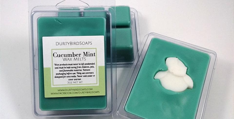 Cucumber Mint Wax Melts