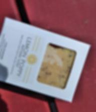 lemon poppy artisan soap