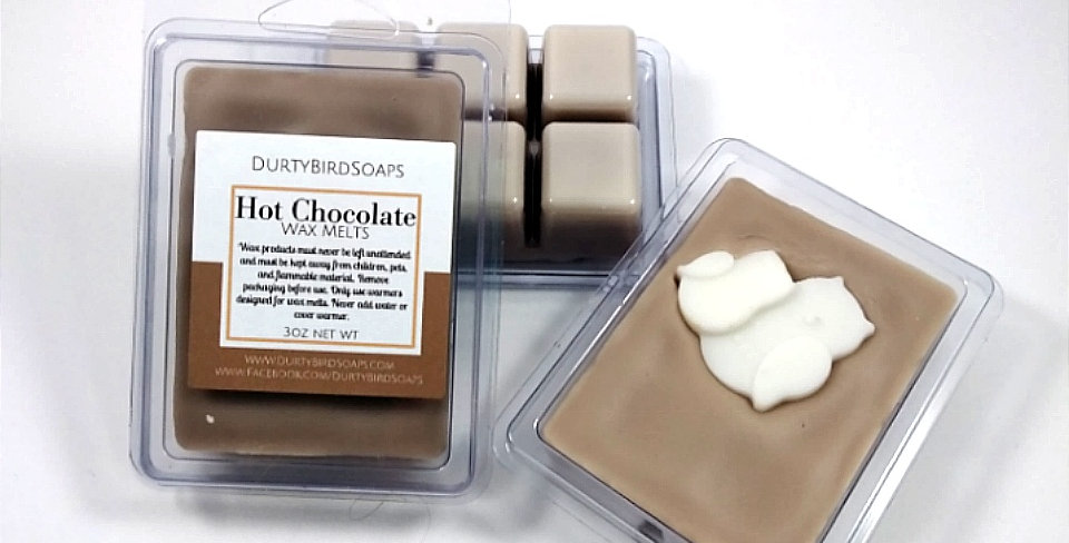 Hot Chocolate Wax Melts